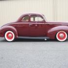 Chuck Straub's 1940 Ford