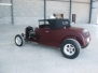 Tony Dodson's '29 Roadster